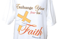 Exchange your fear for faith!!!