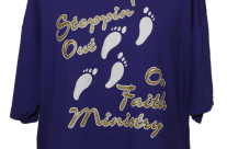 Steppin' Out On Faith Ministry